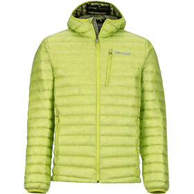 Marmot Quasar Nova Hoody Men Bright Lime
